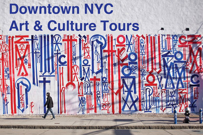 Downtown NYC Art & Culture Tour